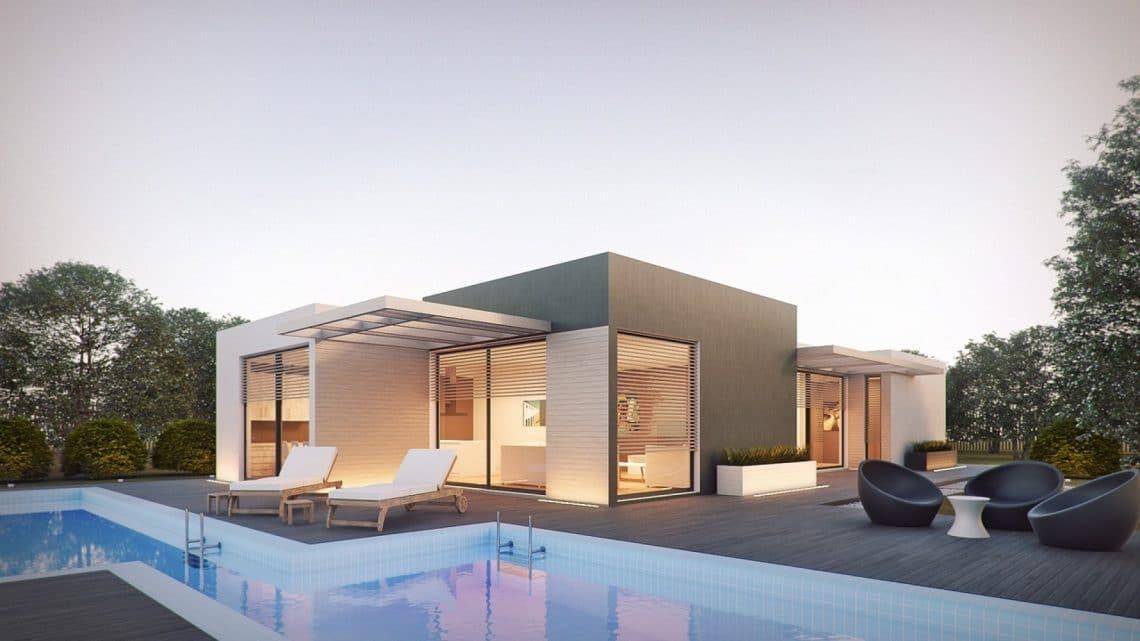 Pourquoi faire le choix d'une extension de maison à toit plat