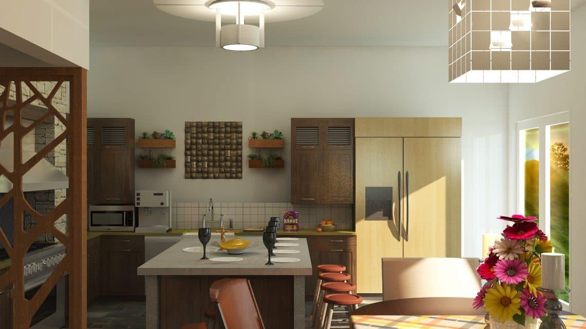 Pourquoi bien éclairer votre cuisine?